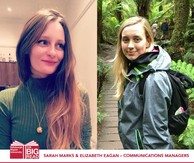 Meet our team: Sarah Marks & Elizabeth Eagan – Communications Managers